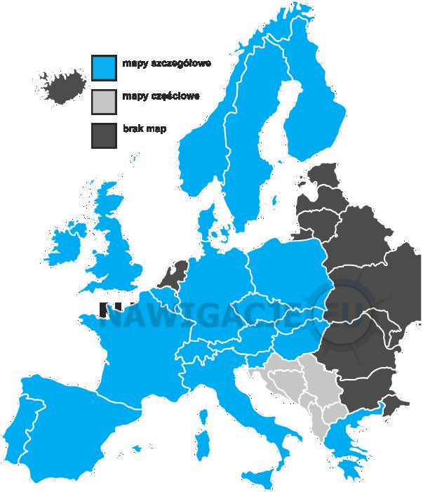 2016 Blaupunkt EX-V (VX) Europa MFD2 RNS2