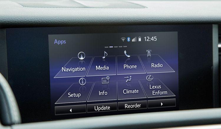 Lexus Navigation 13CY GEN8