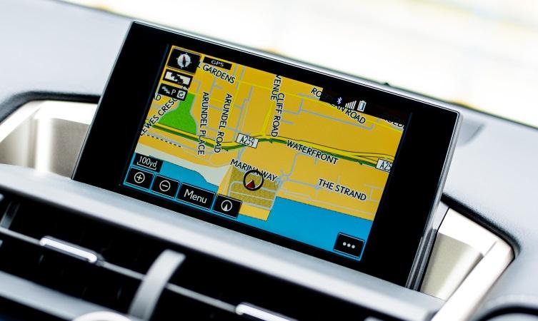 Lexus Premium Navigation 13CY EMVN GEN8