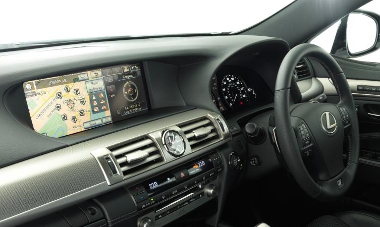 Lexus Premium Navigation v2 15CY EMVN GEN9