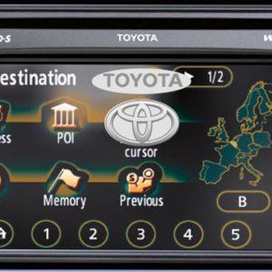 Toyota TNS510