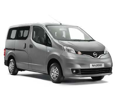 Nissan NV200 2015