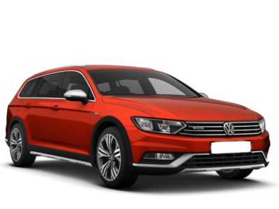 VW passat altrack