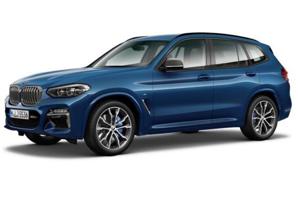 BMW X3 (2010-2017)