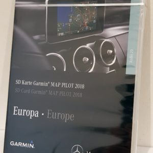 Mercedes Garmin Map Pilot A213 2018 v10